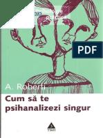 Andree Roberti -Psihanaliza