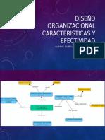 Diseño Organizacional Características y Efectividad