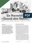 Cholesterin - Die Pharmafalle