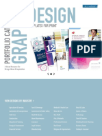 StockLayouts Graphic Design Catalog View