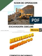 Curso Capacitacion Operacion Excavadora Hidraulica 330clme Caterpillar Ferreyros (1)