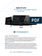AlphaTrader User Manual