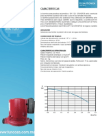 Bomba Presurizadora Grundfos UPA120