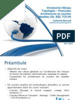 Introduction Réseau Topologies - Protocoles Architectures en couches (Modèles OSI, IEEE, TCP_IP).pdf