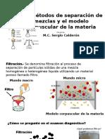 Anexo 7 - Métodos de separación de mezclas y el modelo corpuscular de la materia.pptx