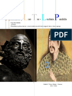 Lectura Paralela - Heraclito y Lao Tse