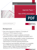 CMAC AP 7 Non IFRS Information
