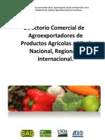 Agroexportadores en Honduras
