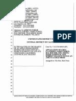 Amicus briefs in Apple v. FBI case