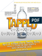 Taped Poster