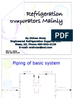 Basics of Refrigeration - Evaporators