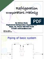 Basics of Refrigeration - Evaporators