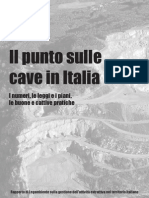 Dossier Cave Legambiente 05 2008