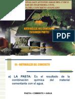 Naturaleza Concreto 3. Carlos Villegas