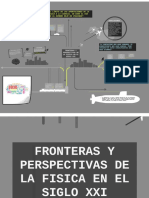 Fronteras y Perspectivas de La Fisica en El Siglo XXI