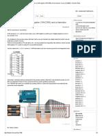 Arduino _ Use a Shift Register (74HC595) and a Transistor Array (ULN2803) » Erwan's Blog