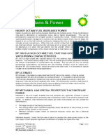 Fuel Octane Power