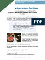 Antologia de Empresas Familiares