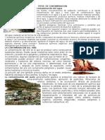 5 Tipos de Contaminacion 2016