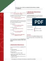 Scheda11-IPronomi