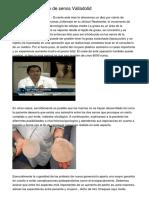 operacion aumento de senos Valladolid