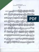 Dvorak Serenade Viola