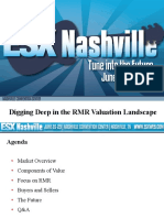 RMR Valuation Landscape