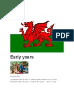 EDucacion de Gales