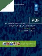 Guia Pnud Politica publica de juventud