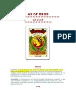 Baraja Española de Oros