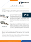 LoPro Actuators Linear Motion White Paper Bishop Wisecarver