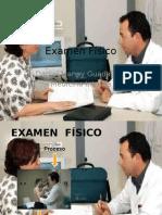 Medcina I - Exámen Físico