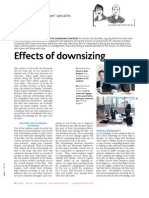 Effects of Downsizing -- Film Review of Up in the Air the Work Style Magazine 2010