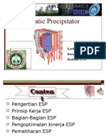 Electrostatic Precipitator Bae