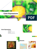 Color Expressions Book Design