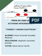 GonzalezMartinez ArturoArmando M12S2 Fuerzaycargaselectricas