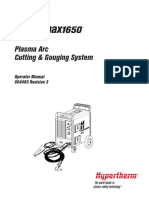 Plasma Cutter Operators Manual