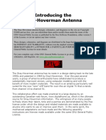 Gray Hoverman Antenna