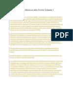 Apuntes Sobre La Diferencia Entre Proctor Estándar y Modificado