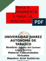 Tema 4 7herramientas Para La Innovacion