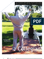 Washington College Student Magazine - The Collegian - October 2005