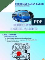 4. Economical Driving Dutro