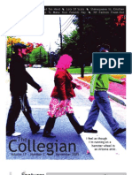 Washington College Student Magazine - The Collegian - Nov 2005
