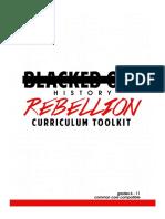 BOHM Rebellion Curriculum Toolkit