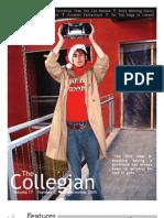 Washington College Student Magazine - The Collegian - Dec. 2005