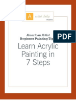 Learn Acrylic Painting