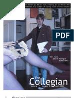 Washington College Student Magazine The Collegian - April 2010