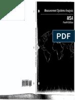 MSA 4th Edition