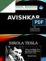 Nikola Tesla(Ppt)