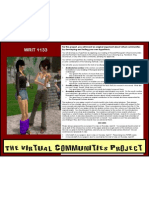 WRIT 1133 - Project 2